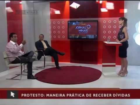 Entrevista na TV Minas esclarece a população sobre o protesto