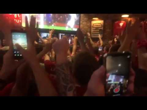 LIVERPOOL FC VS ROMA 5-2 | AUSTRALIAN SUPPORT, CHANTS AND CELEBRATIONS