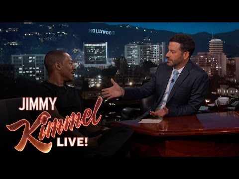 Eddie Murphy Does a Perfect Tracy Morgan