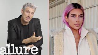 Video Kim Kardashian's Hairstylist Breaks Down Her Most Iconic Looks | Pretty Detailed | Allure MP3, 3GP, MP4, WEBM, AVI, FLV September 2018
