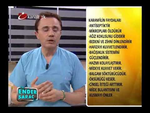 Dr. Ender Saraç -  Ağız kokusunu yok eden karışım...