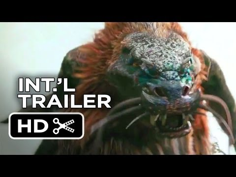 47 Ronin International TRAILER 3 (2013) - Keanu Reeves, Rinko Kikuchi Movie HD