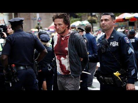 Νέα Υόρκη: Συλλήψεις διαδηλωτών για το κλίμα