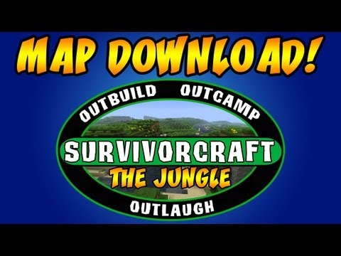 junglemap - Dumb and Dumber bring you Minecraft videos, Custom Maps, mods like Tekkit, Feed the Beast & other gameplay videos like Call of Duty (Modern Warfare, Black Op...
