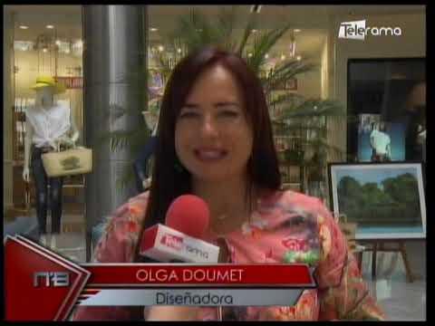 Olga Doumet y Servio Zapata presentaron 1era Colección Arte Objeto Palmiers
