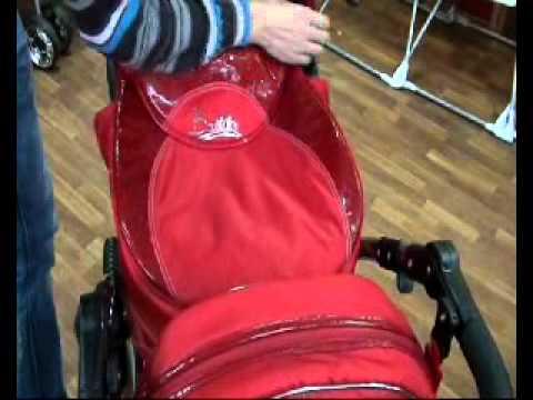 Видео: Обзор коляски Tako Ballila (Новинка 2011)