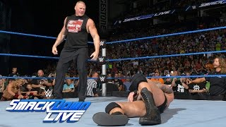 Nonton Brock Lesnar invades SmackDown Live: SmackDown Live, Aug. 2, 2016 Film Subtitle Indonesia Streaming Movie Download