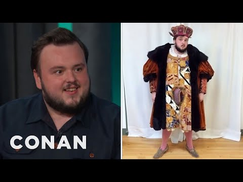 John Bradley Got Pranked By Game Of Thrones