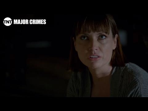 Major Crimes: Gang Related Shooting- Season 4 Ep.21 [CLIP] | TNT