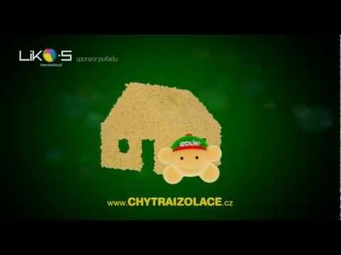 TV klip Chytré izolace®