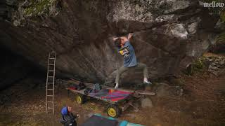 Off the Wagon Sit (V16/8C+) - Jimmy Webb by mellow