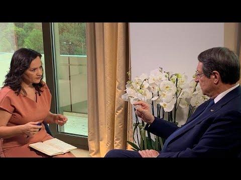 Νίκος Αναστασιάδης στο euronews: «Ο ταραξίας πρέπει να συμμορφωθεί»…