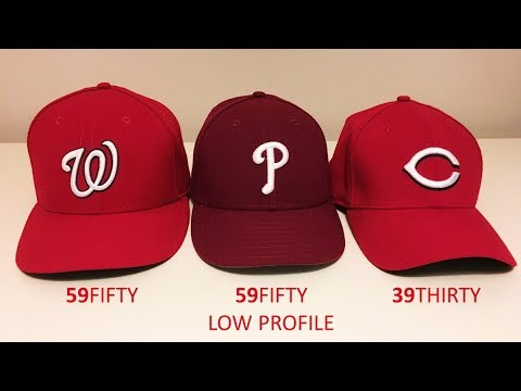 59Fifty/Low Profile/39Thirty - New Era styles explained!
