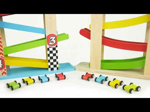 Learning Compilation Video for Best Kids Preschool Toys to Learn Colors & Counting Half Hour Long