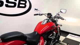 7. 2005 Suzuki M50 Boulevard Red - used motorcycle for sale - Eden Prairie, MN