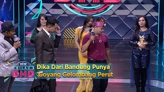 Video Peserta Unik! Dika Dari Bandung Punya Goyang Gelombang Perut - New Kilau DMD (4/12) MP3, 3GP, MP4, WEBM, AVI, FLV Januari 2019