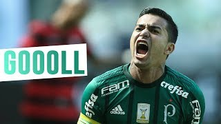 O Palmeiras venceu o Vitória (BA) por 4 a 2, neste domingo, no Allianz Parque, pelo primeiro turno do Brasileirão 2017. Gols de...