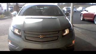 2012 Chevrolet Volt Power Up, Test Drive, In Depth Review Part 1 Of 2