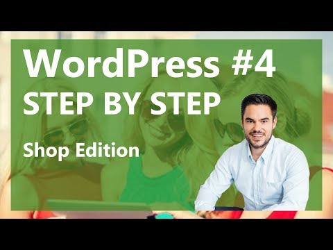 WooCommerce Tutorial Deutsch - WordPress Shop erstellen Tutorial