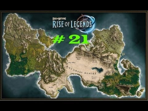 Rise of Nations: Rise of Legends #21 [Великий дракон]