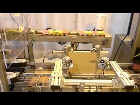 2-EZ SB Pack Station Corner Flap Control for Robotic Packing