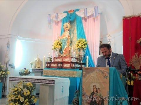 XIV Pregón de las fiestas de Pozo del Camino 2018