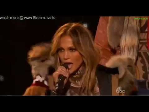 J Lo Kills Opening Performance At The AMAs