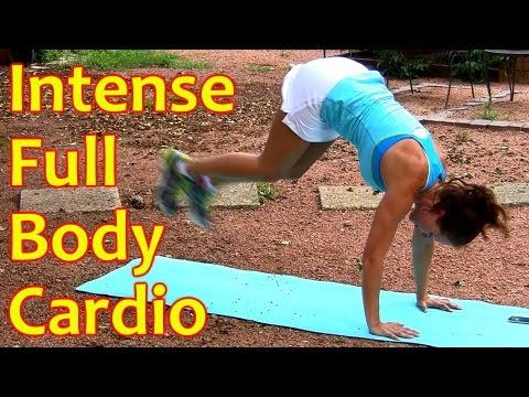 Video 10 Minute Full Body Workout | Intense Cardio to Burn Fat, Fitness Training Dena Maddie download in MP3, 3GP, MP4, WEBM, AVI, FLV January 2017
