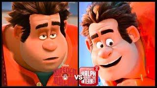 Nonton Wreck It Ralph    2012    Vs Ralph Breaks The Internet    2018    Trailer  2018  Disney Hd Film Subtitle Indonesia Streaming Movie Download