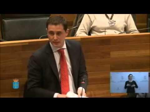 David Medina (PP) critica el cierre de colegios ru...