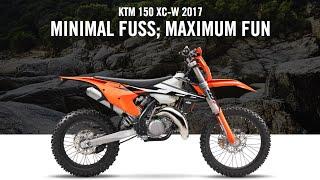 10. KTM Demo Day | 2017 150 XC-W | Fun To Ride
