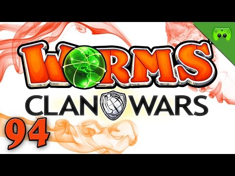 WORMS CLAN WARS # 94 - Rebellion der Würmer «» Let's Play Worms Clan Wars | Full HD