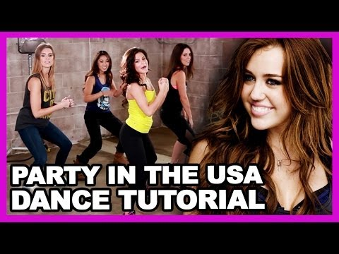 miley - For more ClevverTV shows ▻▻ http://ow.ly/ktrcX In this week's Clevver Breakdown, we've got a major Throwback Thursday! Learn the moves from Miley Cyrus's ico...