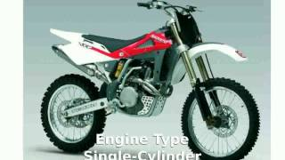 10. 2006 Husqvarna TC 510 - Walkaround and Specs