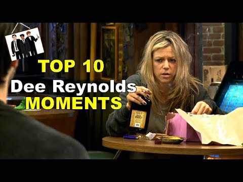 Video Top 10 DEE REYNOLDS Moments from 'It's Always Sunny in Philadelphia' download in MP3, 3GP, MP4, WEBM, AVI, FLV January 2017