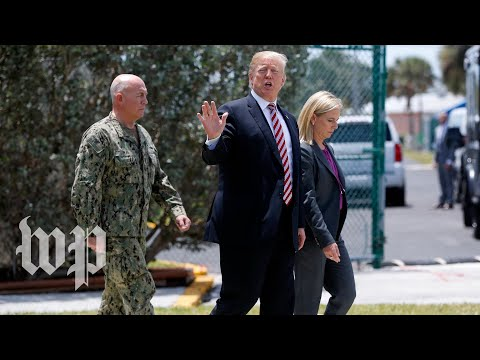 Trump: 'We need the wall'