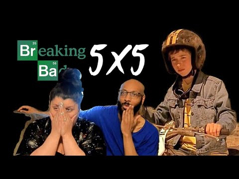 """Breaking Bad S5 E5 """"Dead Freight"""" - REACTION!!! (Part 2)"""