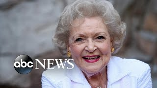 'Golden Girl' and everyone's friend Betty White turns 97