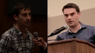 Video Cocky Student CHALLENGES Ben Shapiro's Intelligence, Gets SCHOOLED MP3, 3GP, MP4, WEBM, AVI, FLV Maret 2019