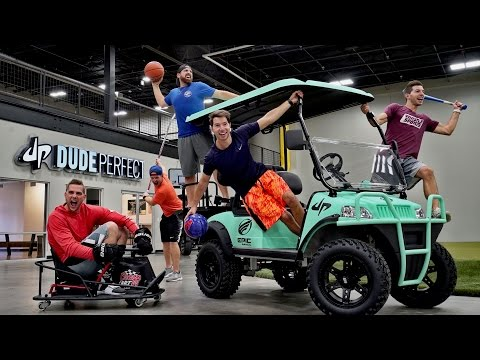 DPHQ2 Tour | Dude Perfect (видео)