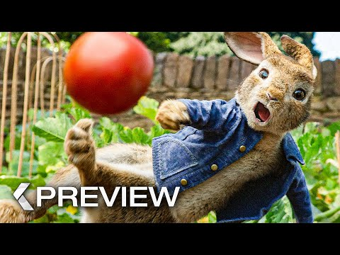 PETER RABBIT - First 10 Minutes Movie Preview (2018)