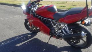 6. 2004 Ducati 1000DS Super Sport