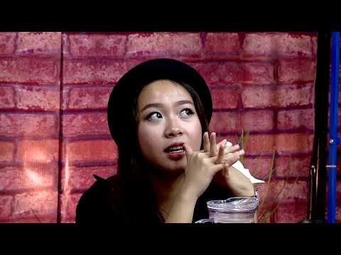 Neng Gloria Jessica Main-main Seru Abez Neh ame Anak-anak Warung!