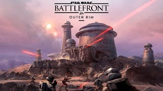 Star Wars Battlefront – Outer Rim DLC – HD Gameplay Trailer