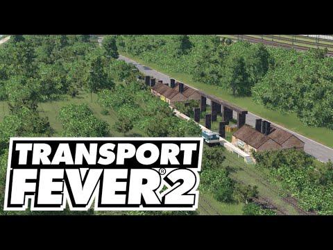 Lostplace Alter Güterbahnhof | Transport Fever 2 | S01 #103