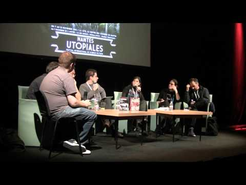 0 Utopiales 2012   Les tables rondes