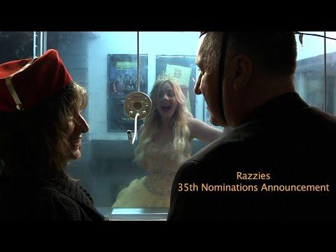 Razzie Award Nominations
