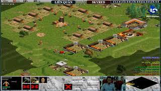 4vs4 Random | Liên Quân vs SkyRed | Ngày: 15-08-2018. BLV: Có BL