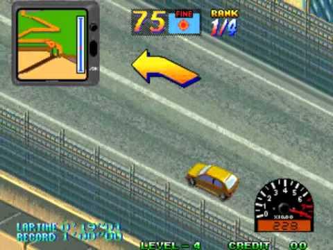 Over Top Neo Geo