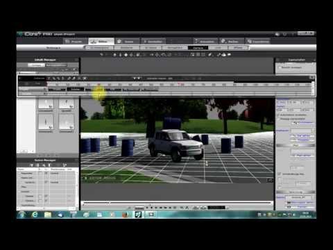Iclone 5 Pro Camera Animation Tutorial Deutsch für Anfänger.